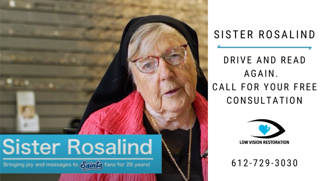 See and Read Again with Sister Rosalind